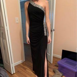 Dresses - black prom dress